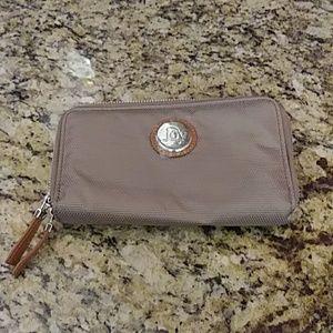 Joy Mangano TuffTech Travelease Lightweight Wallet